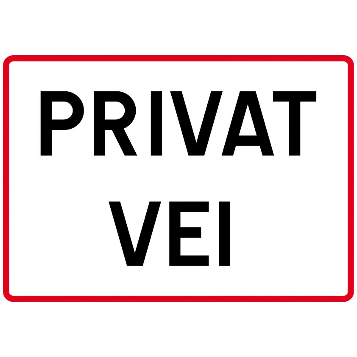 Bygge privat vei