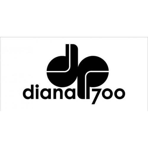 Båtdekor til Diana 700