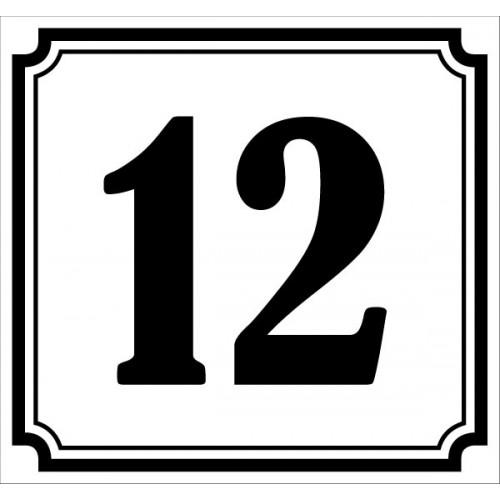 Husnummer Torungen (2 siffer)